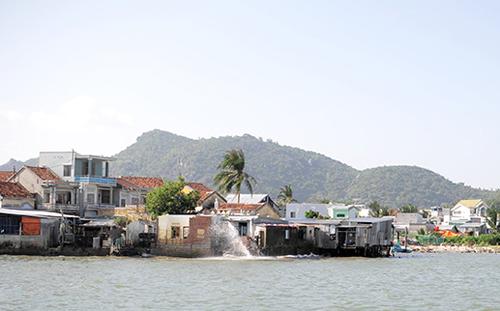 Dự án Cồn Nhất Trí ở Nha Trang bị thu hồisau 10 năm quy hoạch. Ảnh: An Phước.