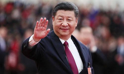 Chủ tịch Trung Quốc Tập Cận Bình. Ảnh: Xinhua.