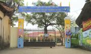 Đề nghị cấm dạy học đối với thầy giáo 'vỗ mông nữ sinh'