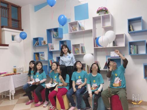 Với cô Hà, sự hứng thú của học sinh là thước đo thành công của mỗi tiết học