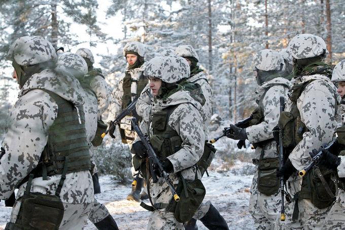 Sức mạnh quân sự của quốc gia hạnh phúc nhất thế giới