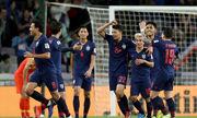 Trung Quốc 0-1 Thái Lan