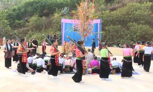 Lễ hội cầu mưa của người Thái trắng ở Sơn La