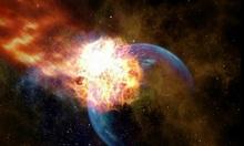 Thiên thạch 1.500 tấn phát nổ ngoài khơi Nga