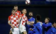 Croatia 2-1 Azerbaijan