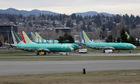 Boeing lắp đèn cảnh báo cho dòng 737 MAX sau vụ rơi máy bay Ethiopia