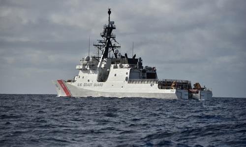 Tàu tuần duyên Mỹ tới Hàn Quốc trong chiến dịch siết chặt cấm vận Triều Tiên