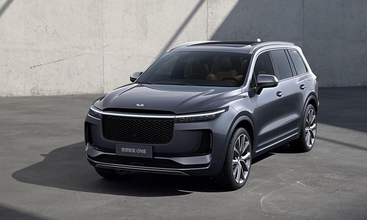 Li Xiang One – SUV lạ Trung Quốc chào thế giới