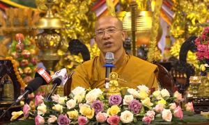 Trụ trì chùa Ba Vàng: 'Vong linh, báo oán là có thật'