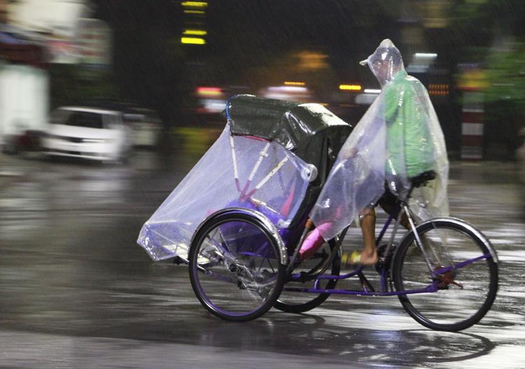 Thừa Thiên Huế sẽ có mưa giông do ảnh hưởng của gió mùa đông bắc. Ảnh: Võ Thạnh