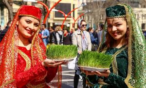 300 triệu người trên thế giới mừng Tết Ba Tư