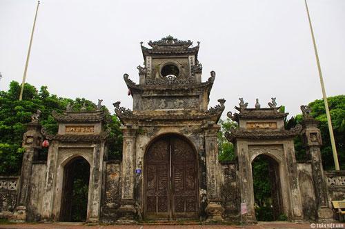 Phố Hiến. Ảnh: Trần Việt Anh.