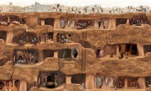 Thành phố ngầm lớn nhất thế giới