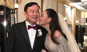 Đám cưới tại Hong Kong của con gái út cựu thủ tướng Thaksin