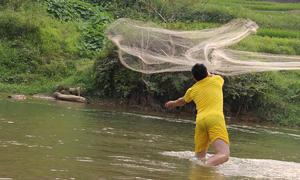 Tục lệ bảo vệ cá trên khúc sông cấm của người Thái ở biên giới Thanh Hoá