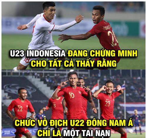 Vô địch U22 Đông Nam Á chỉ là tai nạn.