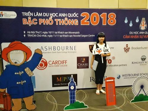 Tiếp nối các kỳ triển lãm trước, năm 2019 Công ty Tư vấn Du học TEC tiếp tục mời 9 trường THPT Anh Quốc về tuyển sinh tại Việt Nam với nhiều suất học bổng từ 30% đến 100% học phí.