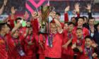 U23 Việt Nam không có tiền đạo giỏi vì các CLB dùng ngoại binh ở V-League - 2
