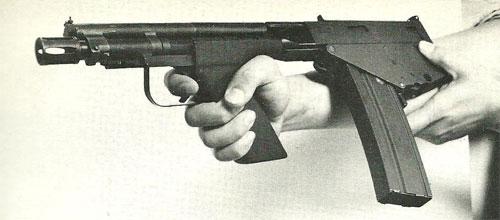 Một khẩu IMP-221 thử nghiệm của Colt. Ảnh: Colt.