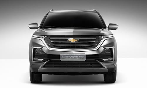 Lộ diện Chevrolet Captiva thế hệ mới.
