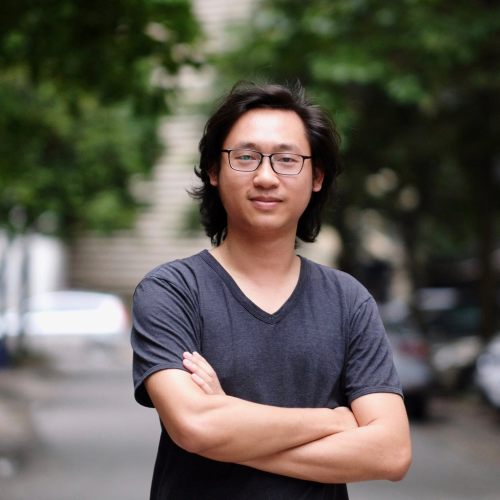 Ông Nguyễn Anh Tú  Trưởng nhóm Kỹ sư Blockchain, TomoChain.