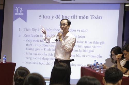 Tiêu đề Đánh thức được tiềm năng của mỗi học sinh là vai trò của người thầy