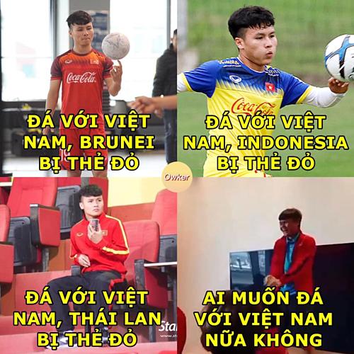 Quang Hải tỏa sáng thì còn ai dám đá với Việt Nam nữa không?