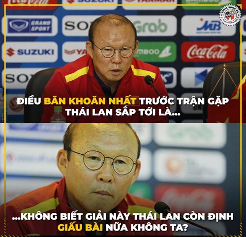 Thái Lan quả là chịu khó giấu bài trong liên tục các giải đấu gần đây.