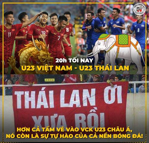 Trận đấu khẳng định ai là Vua của bóng đá Đông Nam Á.