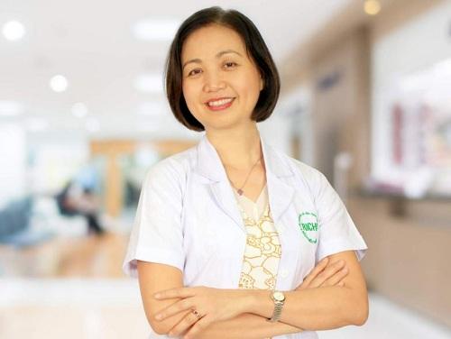 Thạc sĩ Nguyễn Thị Hồng Hà.