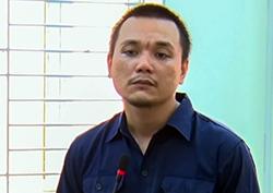Bị cáo Nguyễn Phan Phi Long Hai. Ảnh: An Bình