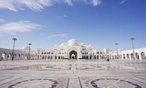 Cung điện Tổng thống Abu Dhabi mở cửa đón du khách
