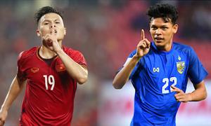 4 lần đối đầu gần nhất giữa U23 Việt Nam và U23 Thái Lan