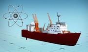Tàu phá băng có thể giúp Trung Quốc phát triển tàu sân bay hạt nhân