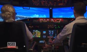 Phi công Mỹ nêu cách xử lý tai nạn ở Ethiopia trong chuyến bay mô phỏng