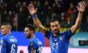 Italy 6-0 Liechtenstein