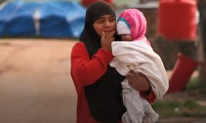Số phận vô định của những gia đình IS