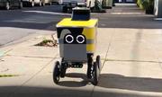 Robot Mỹ giao hàng tự động trong phạm vi gần 50 km