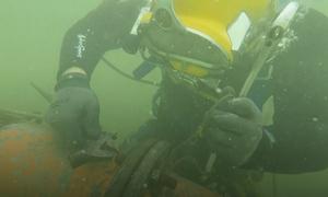 Khóa học lặn chuyên nghịêp cho tù nhân California
