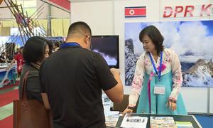 Triều Tiên lần đầu quảng bá du lịch tại Việt Nam
