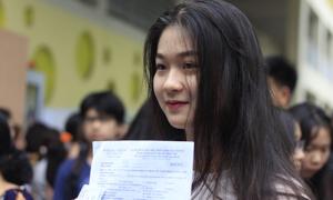 Bộ Giáo dục công bố lịch thi THPT quốc gia năm 2019