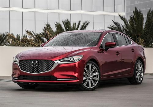 Mazda6 2019 thay đổi nhiều so với thế hệ trước. Ảnh: Autoevolution