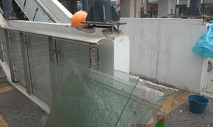 Đại diện đường sắt Cát Linh - Hà Đông lý giải việc nứt vỡ ở nhà ga