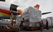 Venezuela đón lô hàng y tế đầu tiên từ Trung Quốc