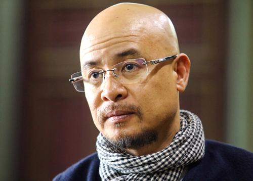 Ông Vũ được quyền điều hành thương hiệu cà phê Trung Nguyên. Ảnh: Thành Nguyễn.