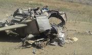 Cường kích Ấn Độ rơi gần biên giới Pakistan