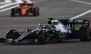 Hamilton về nhất tại Bahrain Grand Prix 2019