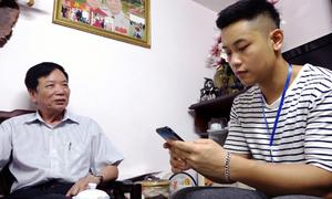 Hà Nội lần đầu dùng ứng dụng điều tra 8 triệu người dân