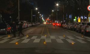 Đèn giao thông cho người dùng Smartphone tại Hàn Quốc