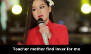 Cô gái hát 'Duyên phận' bằng tiếng Anh khiến người nghe rụng rời